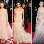 348495 Atrizes no tapete vermelho o Oscar 150x150 Vestidos de festa das celebridades   fotos