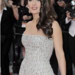 348495 Salma Heiek no festival de Cannes 150x150 Vestidos de festa das celebridades   fotos