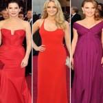 348495 Vestidos com cores quentes no Oscar 150x150 Vestidos de festa das celebridades   fotos