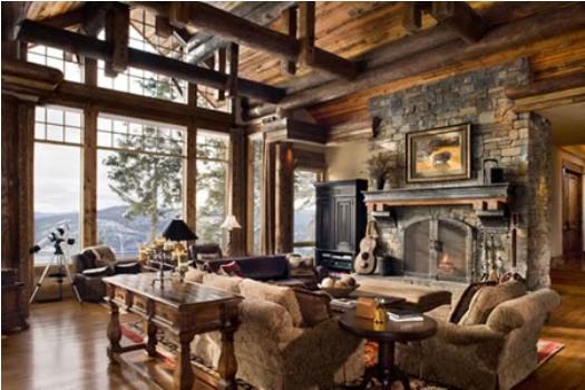 348694 casas de madeiras decoradas 7 Casas de madeiras decoradas