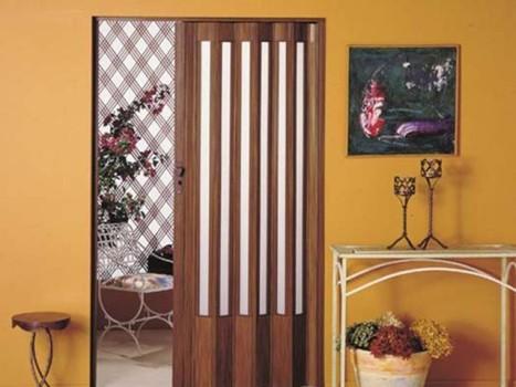 349871 Porta sanfonada de madeira 2 Porta sanfonada de madeira