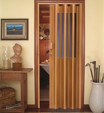 349871 Porta sanfonada de madeira3 Porta sanfonada de madeira