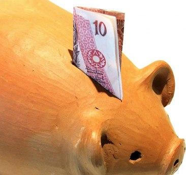 350347 porquinho Como controlar as despesas pessoais