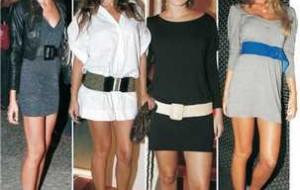 Vestidos com cintos: descubra como combinar
