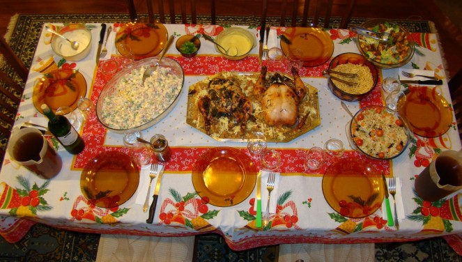 351400 Ceia de Natal CompletaFOTO8 663x376 Ceia de natal simples ou completa