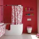351622 pink 150x150 Decoração de banheiros   fotos