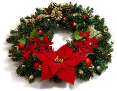 351781 guirlanda natal 5 Decoração de Natal em supermercados