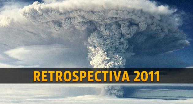 As catástrofes naturais que aconteceram em 2011