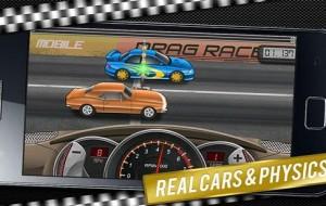 Tune carros e arranque na frente neste jogo para celular