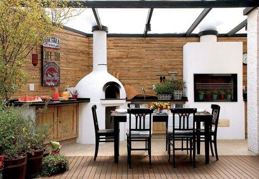 352617 Decora%C3%A7%C3%A3o de quintal com madeira 1 Decoração de quintal com madeira