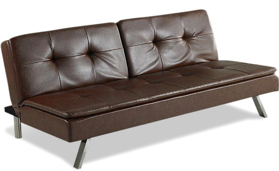 352634 Decora%C3%A7%C3%A3o de sala com sof%C3%A1 marrom 2 Decoração de sala com sofá marrom