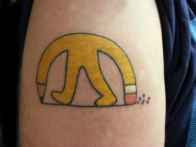 352942 tattoos64074 Tatuagens engraçadas   fotos