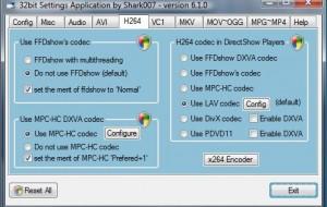 Pacote de codecs completo para o Windows 7
