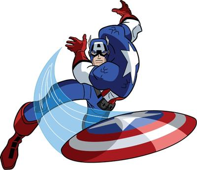 353615 capitao america Conheça os personagens dos Vingadores