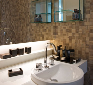 353984 Ideias criativas para decorar o lavabo 6 Ideias criativas para decorar o lavabo