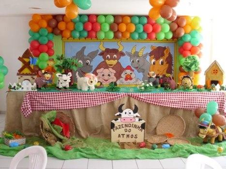 354008 Festa infantil com tema fazendinha decora%C3%A7%C3%A3o 3 Festa infantil com tema fazendinha: decoração