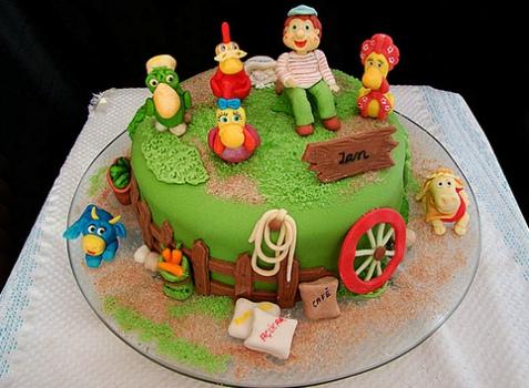 Infantil   Tema Fazendinha Decora    O 8 150x150 Festa Infantil