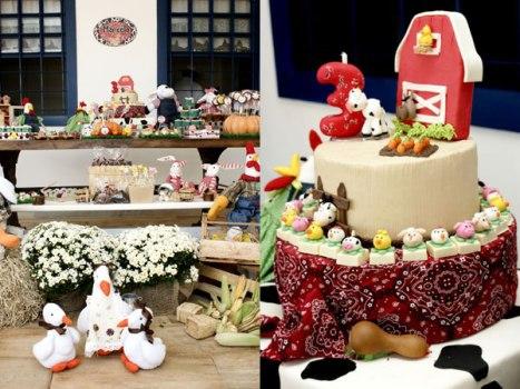 354008 Festa infantil com tema fazendinha decora%C3%A7%C3%A3o 9 Festa infantil com tema fazendinha: decoração
