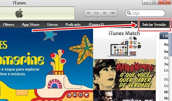 354695 CriarcontaItunesbrim2 Aprenda a criar uma conta na iTunes Store brasileira