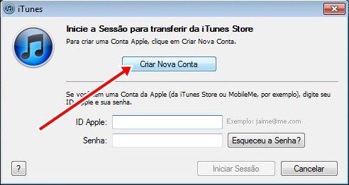354695 CriarcontaItunesbrim3 Aprenda a criar uma conta na iTunes Store brasileira