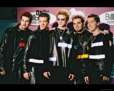354834 n sync As 5 músicas de boy bands mais lembradas de todos os tempos