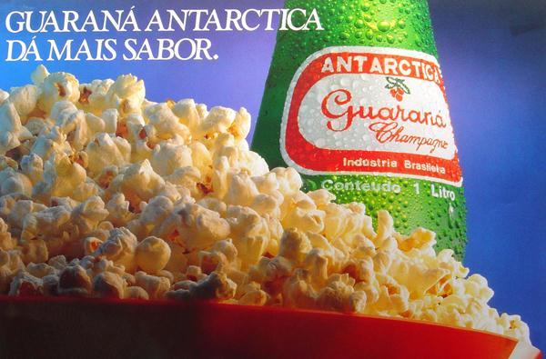 Comercial Clássico: Pipoca com Guaraná (1991)