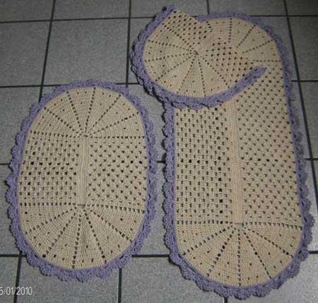 tapetes de barbante para cozinha 3 150x150 Tapetes de barbante para