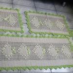 355709 tapetes de barbante para cozinha 9 150x150 Tapetes de barbante para cozinha