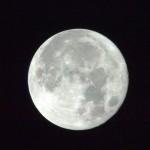 355784 Foto da Lua tirada pela da estação espacial. 150x150 As mais belas fotos espaciais