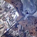 355784 Vista de uma paisagem e plantações 150x150 As mais belas fotos espaciais