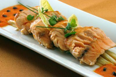 355835 salm%C3%A3o assado Receita de salmão grelhado
