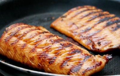 355835 salmao01 Receita de salmão grelhado