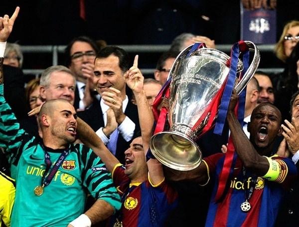 356160 barça campeão da champions Oitavas de final da Champions League terá Milan x Arsenal; veja todos os duelos