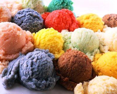 356492 sorvete Os perigos dos corantes nos alimentos