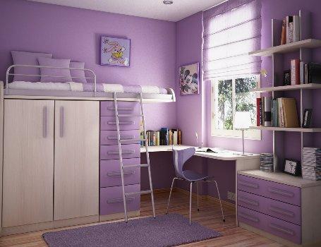 356902 Decorar usando a cor lil%C3%A1s %E2%80%93 ideias Decorar usando a cor lilás   ideias