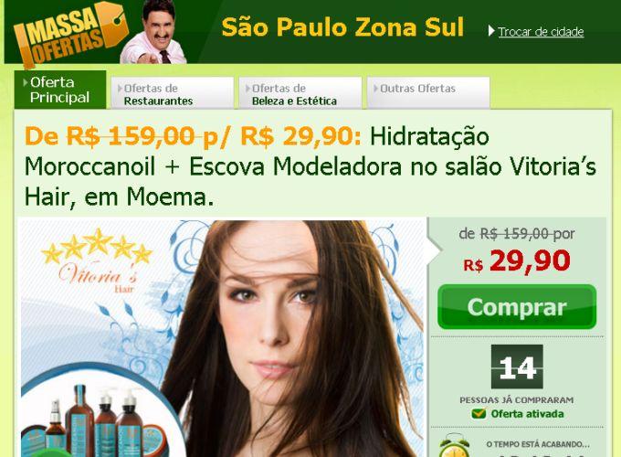 356999 massa oferta site compra coletiva 1 Massa Oferta do dia, site de compras coletivas