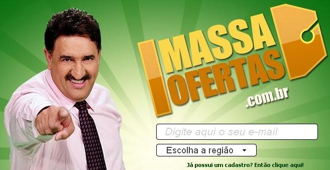 356999 massa oferta site compra coletiva Massa Oferta do dia, site de compras coletivas