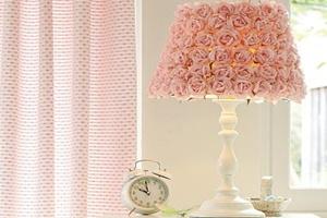 357132 cupula de abajur 6 Como decorar com um toque artesanal