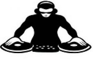 Um DJ muito rápido