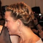 357237 trança lateral 150x150 Penteados com tranças: fotos, modelos
