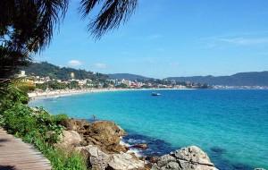 Lindas praias em Santa Catarina
