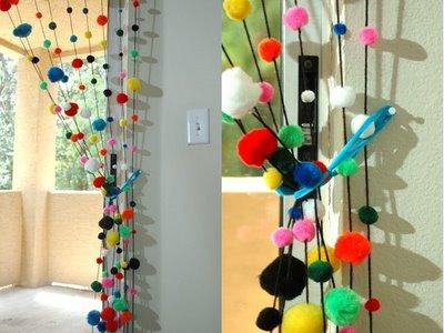 357555 cortina artesanal3 Como separar os ambientes sem usar paredes