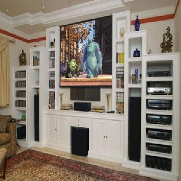 358288 decorar com estantes de gesso 8 600x600 Decoração com estantes de gesso