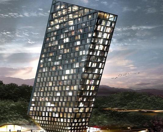 359074 pr%C3%A9dio inclinado china Os prédios mais conhecidos do mundo   fotos