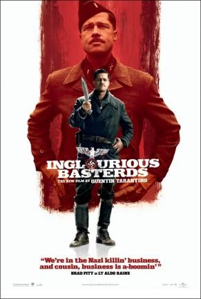 359378 bastardos inglorios2 Melhores filmes de guerra