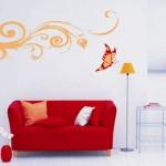 359434 como fazer desenhos na parede da sala 150x150 Como fazer desenhos na parede da sua sala