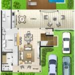 35985 Plantas de Casas com Piscina 4 150x150 Plantas de Casas com Piscina