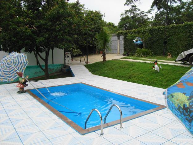 Plantas de casas com piscina for Modelos de piscinas para casas