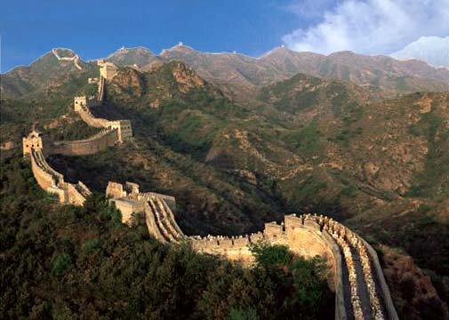 Resultado de imagem para grande muralha em beijing