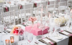 Cores para decoração de casamento – ideias